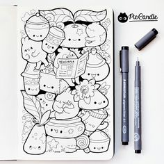 #doodle by #piccandle