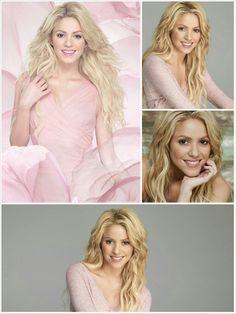 """Hoje é quinta feira, dia de #ThrowbackThursday. Esta semana vamos relembrar as fotos que Shakira fez para divulgar o perfume """"S by Shakira Eau Florale"""" em 2011.  This week on #ThrowbackThursday we will recall Shakira's photos for the """"S by Shakira Eau Florale"""" campaign on 2011. #ShakiraBrasil #Shakira #TBT"""