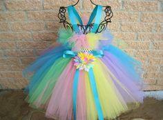 Colorful Tutu Dresses for Teens | Tutu Dress, COLORFUL RAINBOW, Bit of Fluff Bodice, Babies 6-24 Months ...