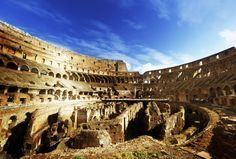 Coliseo, Roma, Italia.