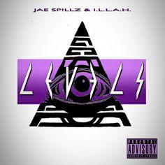 Levels by JAE SP!LLZ & I.L.L.A.H. Mixtape, Third, Album, Artist, Artists, Card Book