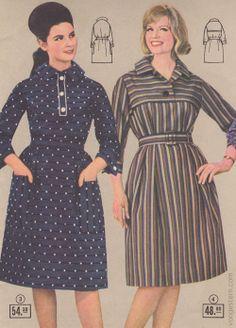 vongestern Blog: Ein Schlüpfer auf den Sozialismus: DDR-Frauenmode 1962/1963