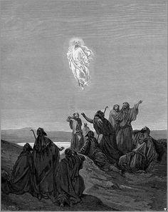 Gustave Doré: Bibel the Ascension