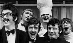 The wonderful fellows of Monty Python.