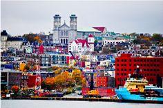 St. Johns, Newfoundland – Canada