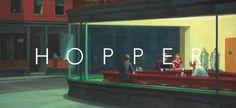Hopper au Grand Palais (10 octobre 2012 au 28 janvier 2013)
