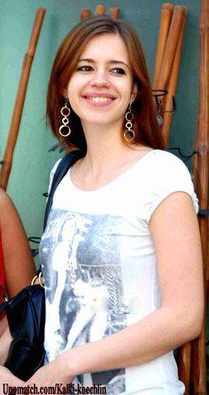 Kalki Koechlin (French: Listeni/ˌkəlkiˈkeɪklɑː/) (born 10 January 1984) is an Indian film actress of French descent who debuted in Anurag Kashyap's critically acclaimed Hindi film Dev.D (2009). like : http://www.Unomatch.com/Kalki-koechlin/