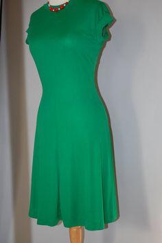 aa5b491a3c4 VINTAGE 60s Mod Dress