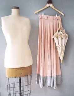 La Petite Mademoiselle   RIVERA skirt in pink or grey ** N O W 80€ ! ! ! !   Order yours TODAY... please inbox us!! — with Urban Drops. Tags: madame shou shou