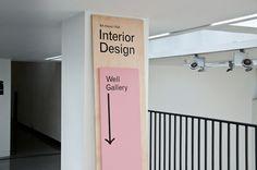 branding / signage for studio.