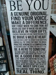 BE YOU You Make A Difference, Spiritual Connection, Dont Be Afraid, Making Mistakes, Book Of Life, Wild Hearts, Believe In You, Picture Quotes, Inspire Me