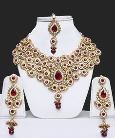 Indian Wedding Costume Jewellery Sets : Costume Jewellery ...