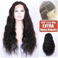 Persephone Glueless 200% Extra Heavy Density Body Wave 360 Lace Frontal Wigs Human Hair with Baby Hair Brazilian Remy Hair Lace Wig with Natural Hairline for Women Natural Color 12 inches ** You can find out more details at the link of the image. (This is an affiliate link and I receive a commission for the sales)