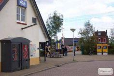 Oude station Pijnacker