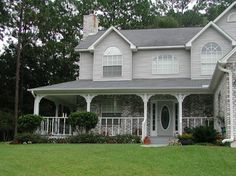 Porch brackets - Traditional - Exterior - Other Metro - Durabrac Architectural Components Porch Brackets, Traditional Exterior, Pvc Vinyl, Houzz, Gazebo, Shed, Outdoor Structures, Mansions, Architecture
