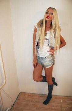 Teen model alina