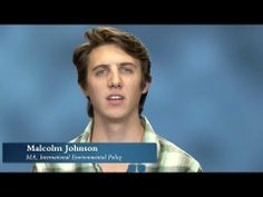 Malcolm Johnson is pursuing a degree in International Environmental Policy with a focus in ocean and coastal resource management.  In this 60 second snapshot of his experience at MIIS, he talks about a fellowship he had through the Center for the Blue Economy in Monterey working with Oceana, one of the leading marine ocean NGOs. During the fellowship, he helped to plan and organize the first ever Pacific Leatherback Sea Turtle Conservation Summit.  Learn more: visit http://go.miis.edu/iep