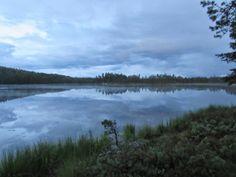 Midsummernight at Helvetinjärvi National Park  ~Finnish nature through my eyes - Sari Lapikisto
