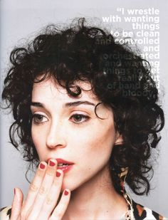st vincent curly hair - Google Search