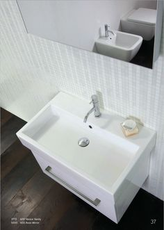 Newtech is a New Zealand's leader in innovative bathroom products. Complete Bathrooms, Avon, Venice, Bathroom Ideas, Innovation, Sink, Mirror, Design, Home Decor