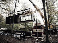 Refugio prefabricado Vipp, listo para usar - Arquitectura Viva · Revistas de Arquitectura