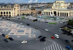 Place de la République (Erevan) Palais du gouvernement Հանրապետության Հրապարակ, Hanrapetutyan Hraparak