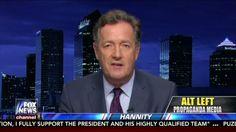 Piers Morgan Rips Media's 'Un-American' Attempt to 'Destroy' Trump (Video)