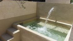 Small Swimming Pools, Small Pools, Greece House, Piscina Interior, Pool Water Features, Mexico House, Mini Pool, Plunge Pool, Pool Landscaping