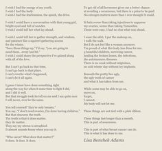 A beautiful, heartfelt poem from Lisa Boncheck Adams written after her 2nd recurrence of #breastcancer