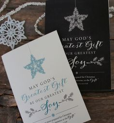 Beautiful cards, available at the blog of @annvoskamp ...