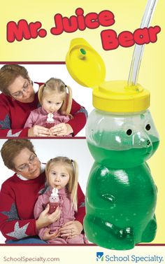 Working on the suck-swallow-breathe process without success? Teaching straw drinking? Or, have a child with low oral tone and speech delays? Gentle pressure to the bears belly puts liquids at just the right place to initiate suck. No more neck hyper-extension!