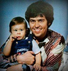 Alan and his Son Michael