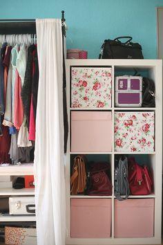 Roomtour - odernichtoderdoch.de #closet