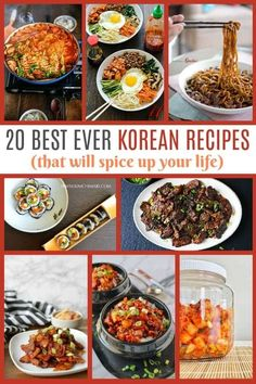 I love Korean food! These Korean recipes were so was to make, and tasted awesome! I really like the bulgogi recipe and the spicy Korean pork belly recipe. Must-try Korean food! food recipe pork belly 20 Tasty Korean Recipes That Anyone Can Make at Home Korean Pork Belly, Spicy Korean Pork, Korean Bulgogi, Easy Korean Recipes, Indian Food Recipes, Asian Recipes, Healthy Recipes, Ethnic Recipes, Asian Foods