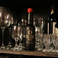 Takie Krafty: Barley Wine - Browar Doctor Brew
