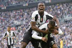 La Juventus fa festa: il film della gara con la Sampdoria