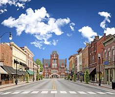 Americas Most Beautiful Town Squares