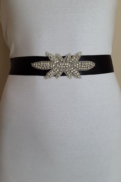 wedding belt rhinestone,silver,satin,black, bridal belt, wedding dress belt,Wing, Long Waist Wedding, Baby Shower Sash Mommy Bride Belt, Bridal Sash Belt, Wedding Dress Sash, Bridal Sandals, Wedding Gloves, Wedding Belts, Black Wedding Dresses, Sparkly Belts, Baby Shower Sash