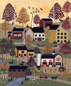 Finding The Perfect Pumpkin Art Print by Medana Gabbard. All prints are professionally printed, packaged, and shipped within 3 - 4 business days. Choose from multiple sizes and hundreds of frame and mat options. Primitive Folk Art, Art Prints, Art Painting, Americana Art, Naive Art, Painting, Art, Folk Art Painting, Autumn Art