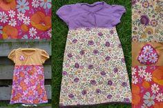 t-shirt dress for Girl