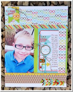 just me...and my little world: looking good layout | day to day collection | dood...