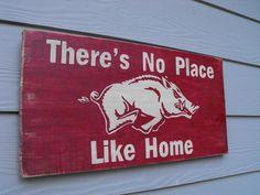 for @Kim Emery  go hogs!!!