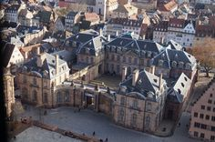 Straßburg Palast Rohan
