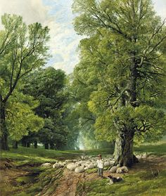 Frederick William Hulme (1816-1884) was a landscape artist. Victorian British Painting: November 2013