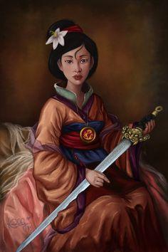 Fa+Mulan+by+TottieWoodstock.deviantart.com+on+@DeviantArt