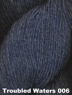 Paradise Fibers Yarn Queensland Collection Llama Lace Yarn Troubled Waters 006 - 6