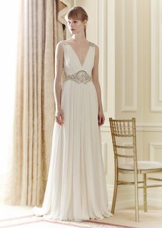 Daphne by Jenny Packham available at Canterbury Boutique Teokath of London