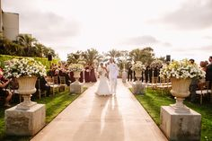 San Diego Style Weddings: Wedding Wednesday: Abby & David. Hilton Torrey Pines. Military. Blush and cream. Bride & Groom.  Photography by White Haute Photography Design & Coordination by Tres Chic Affairs Florals by Splendid Sentiments