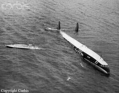 Water Landings: KLM Flight 633 Ditched in the River Shannon. New Aircraft, Passenger Aircraft, Aircraft Photos, South African Air Force, Pilot License, Aviation World, Air France, Airplane, Aviation Insurance
