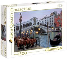 Clementoni 31982.4 Jigsaw Puzzle 1500 Pieces Venice Clementoni http://www.amazon.co.uk/dp/B004HZYE60/ref=cm_sw_r_pi_dp_ipHnwb1G3VV64